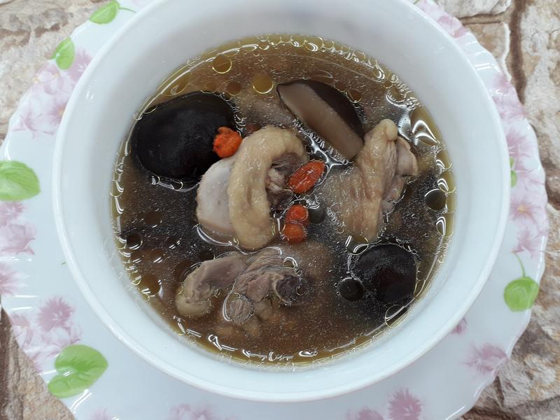 香菇雞湯-中華二店氣炸鍋