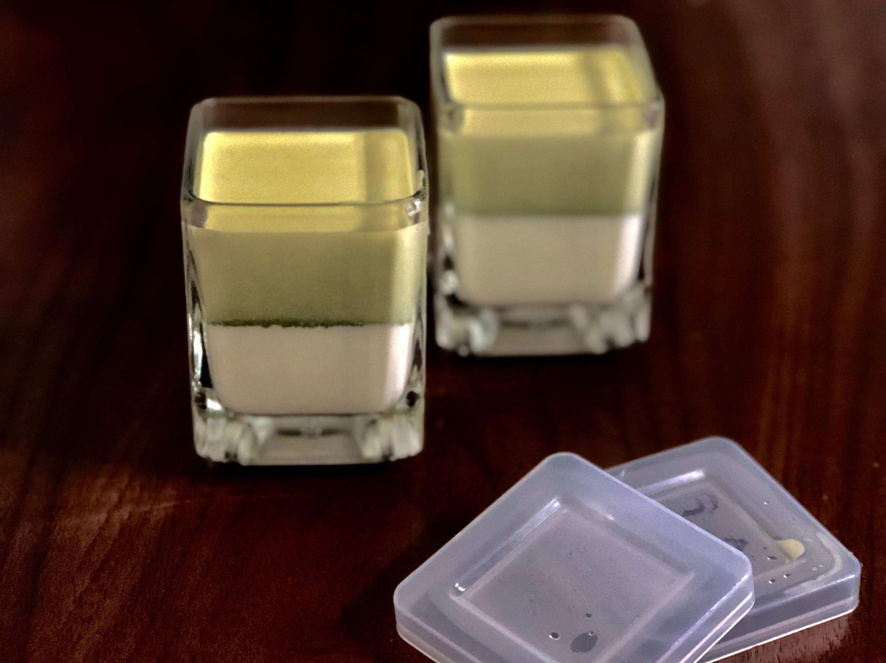 靜岡抹茶雙色奶酪