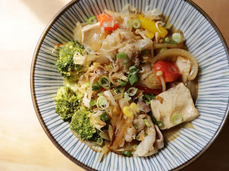 味噌御露豆腐壽喜燒 禾乃川小廚房
