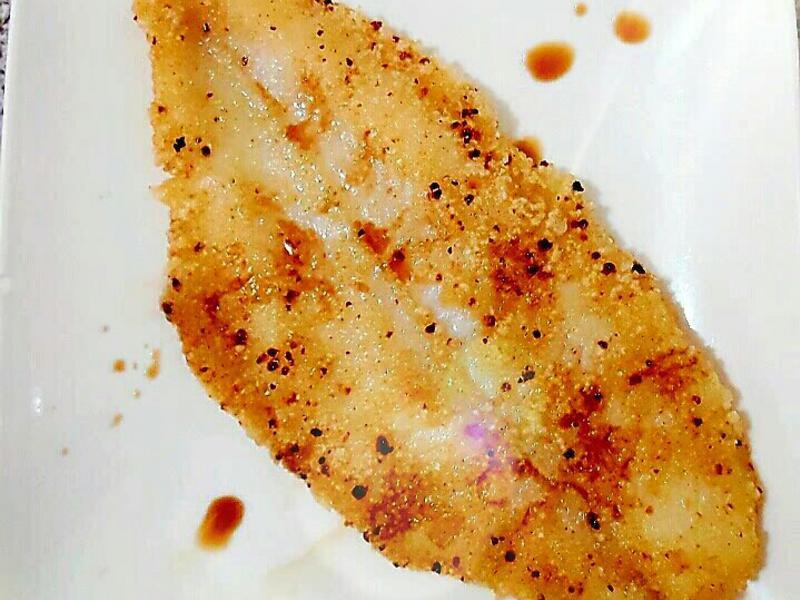 酥煎多利魚排