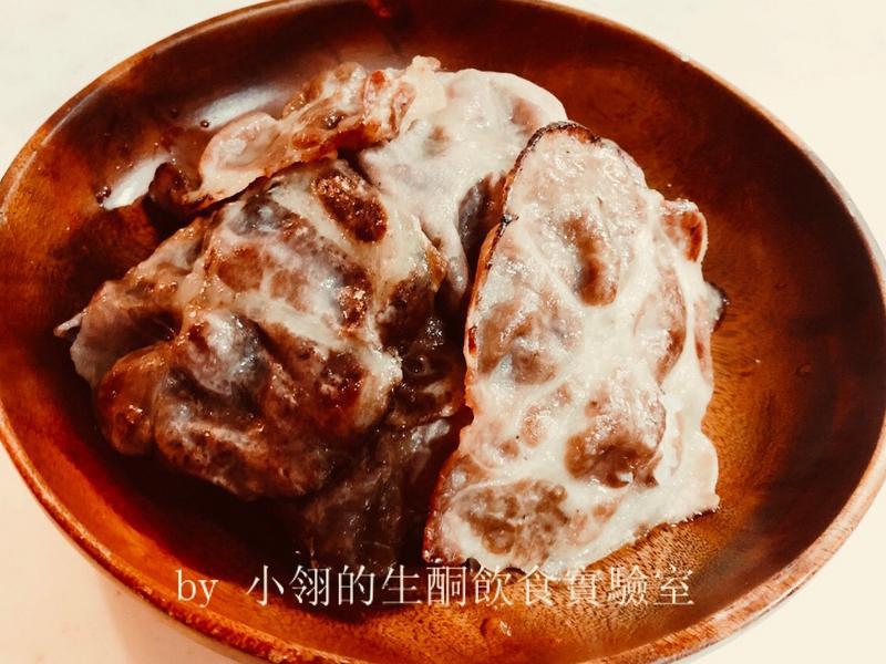 生酮版花椰米燒肉飯