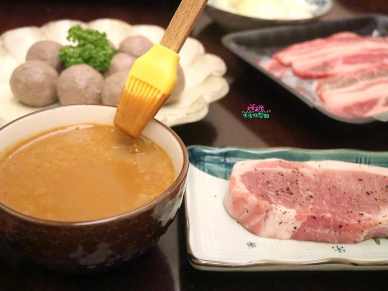 味噌洋蔥烤肉醬