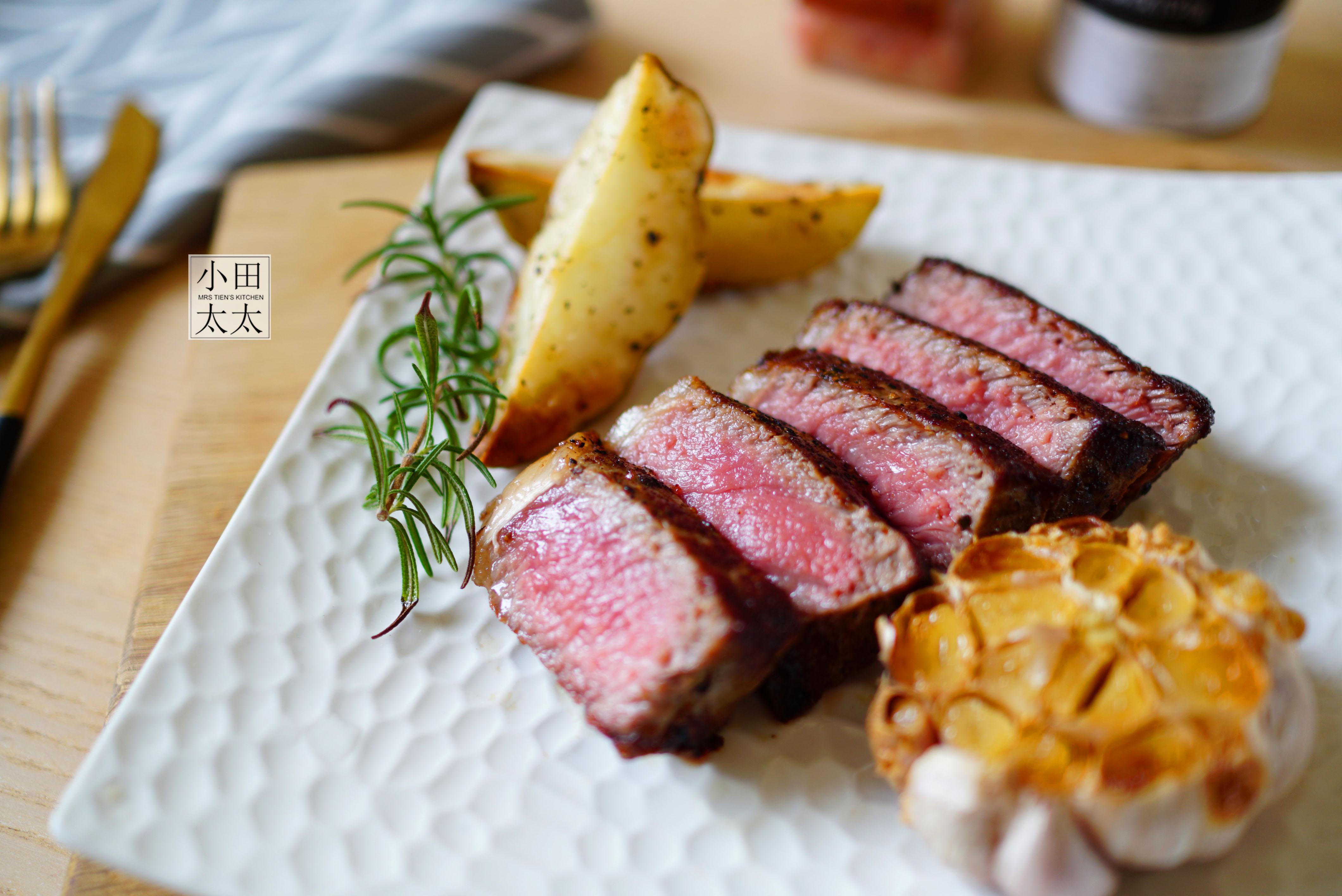 在家煎出完美牛排方法食譜『大人の鐵板』