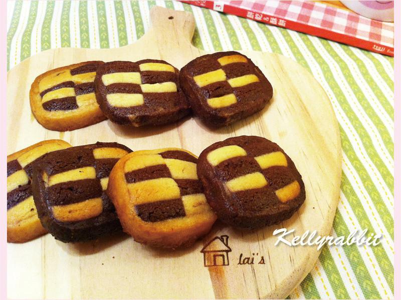 荷蘭方格餅乾(棋盤格子餅)