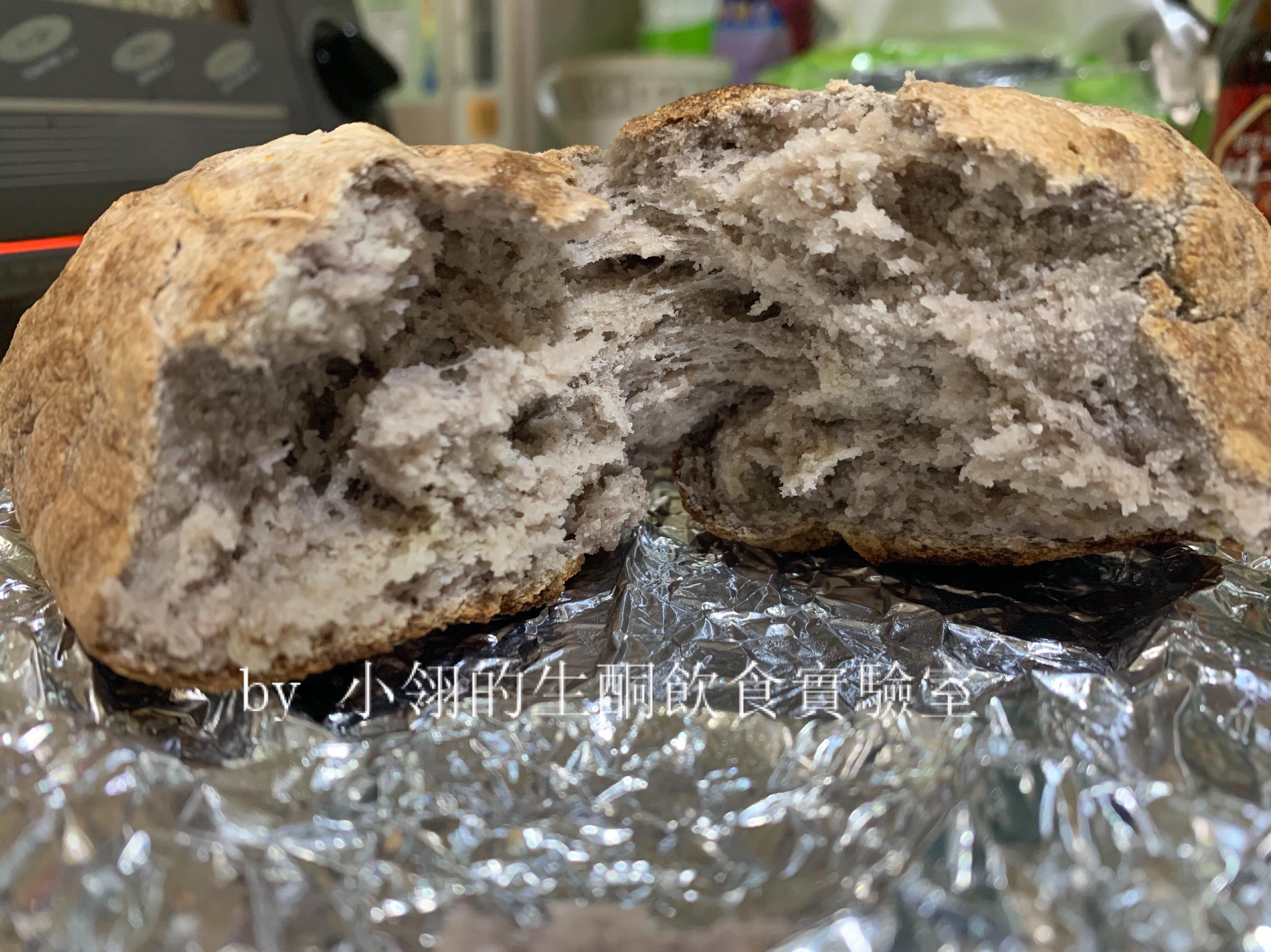 生酮版電烤箱漢堡麵包(照片醜但實用版)