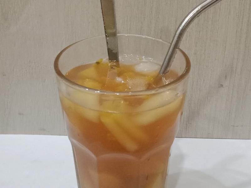 夏日新鮮水果茶(100%純天然熬煮)