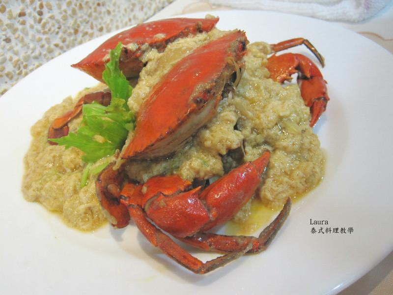 ♦泰泰風食尚廚房♦滑蛋咖哩螃蟹
