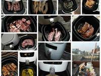 中秋烤肉總匯-飛利浦氣炸鍋烤肉組合