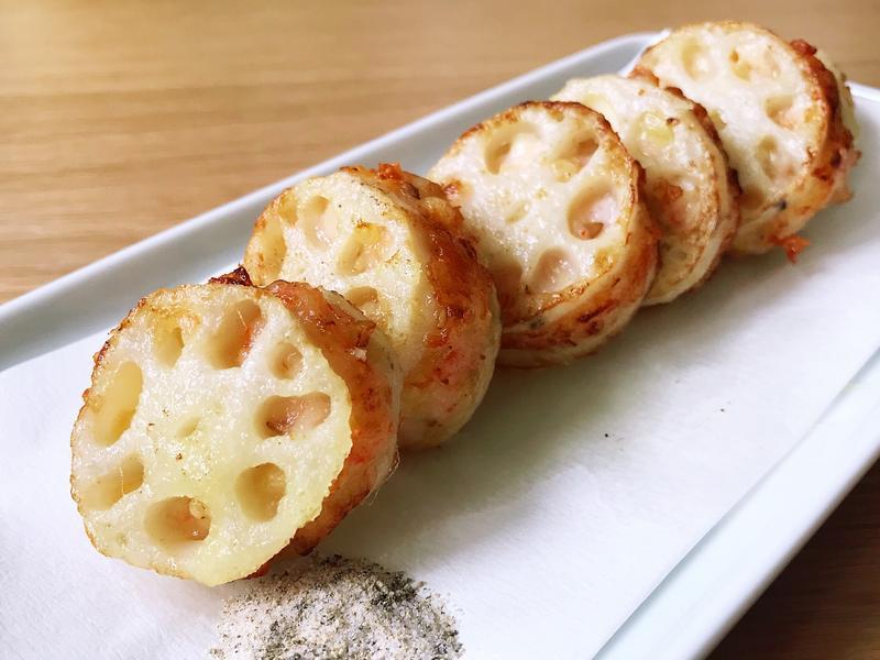 蓮藕起司蝦餅(簡易/便當菜)