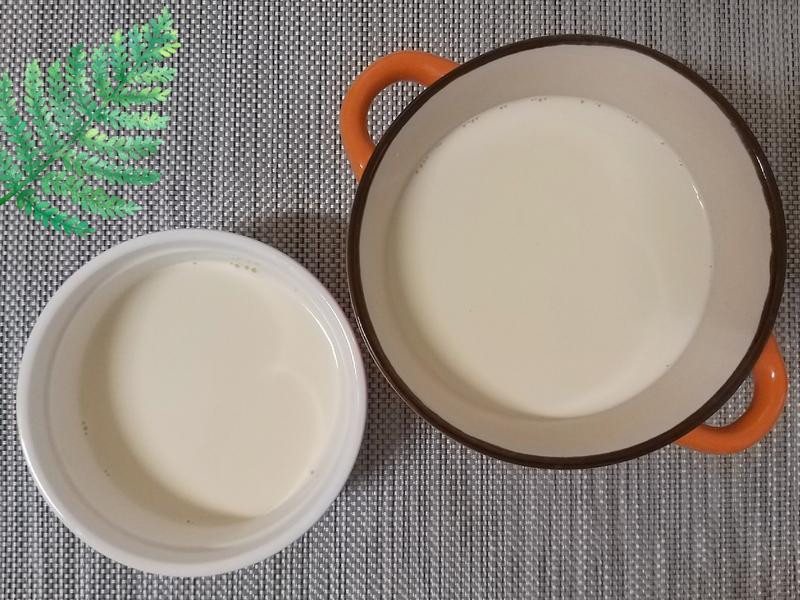 原味豆奶酪