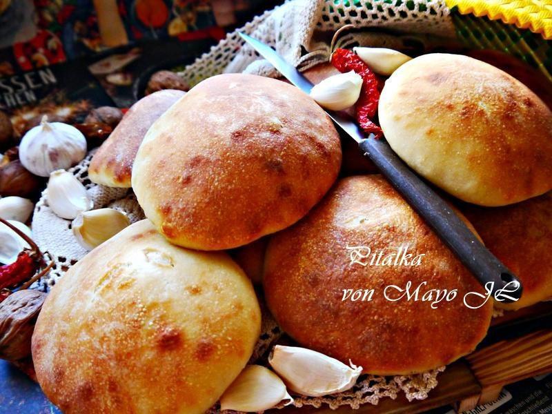 阿爾巴尼亞 扁麵包