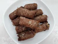金針菇豬肉捲-中華二店氣炸鍋