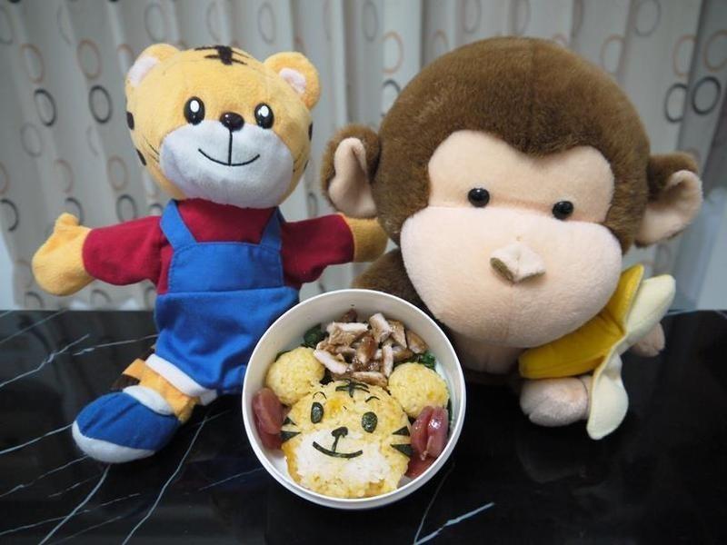 [小P猴] 我的好朋友~巧虎飯飯