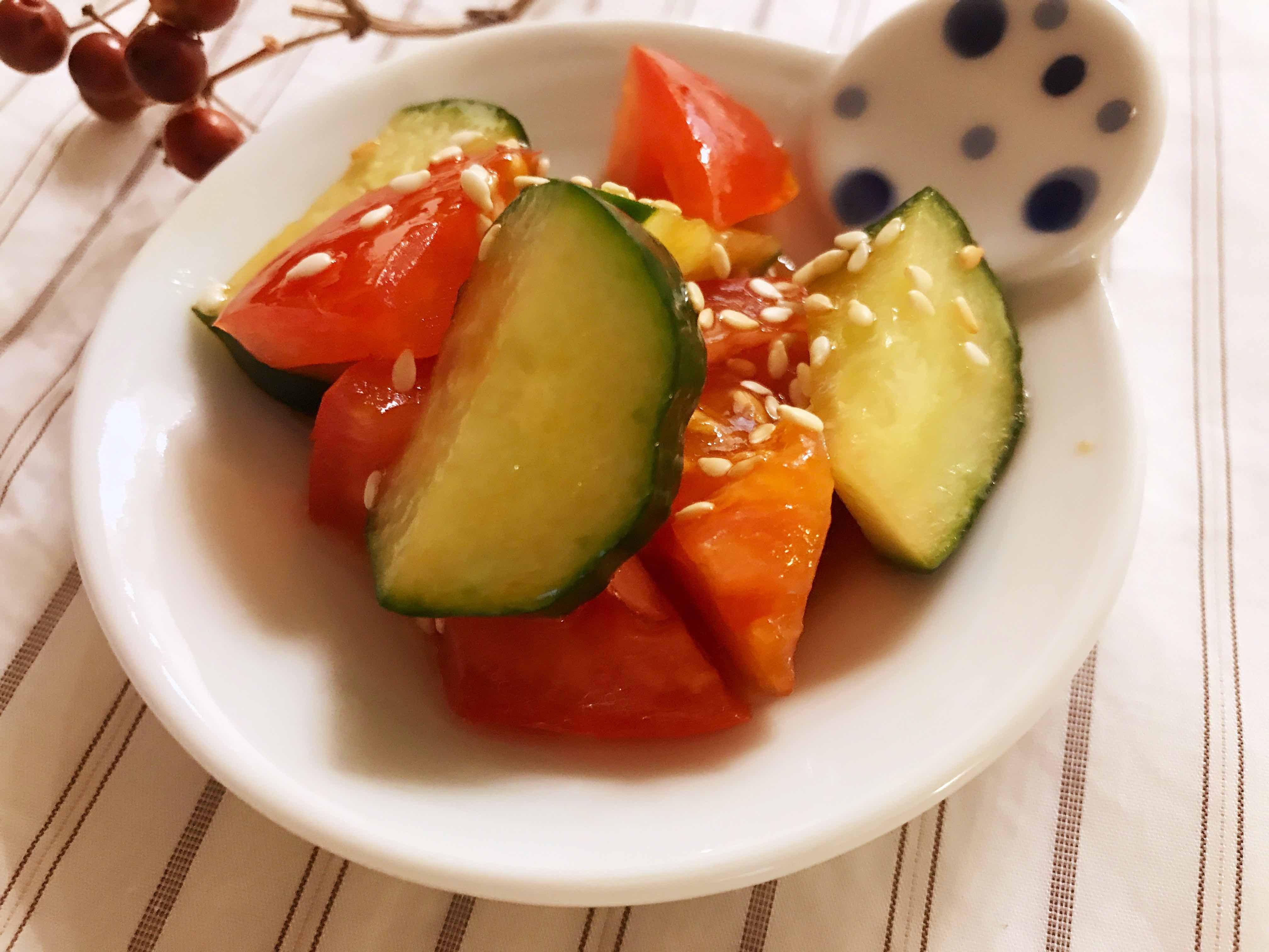 【日式副菜】涼拌菜