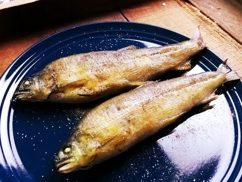 胡椒鹽烤香魚(公)/11L小烤箱