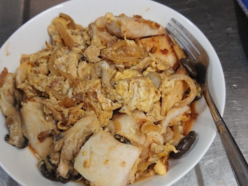 醬燒菇菇鯛🐟