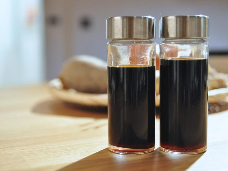 自製鰹魚醬油