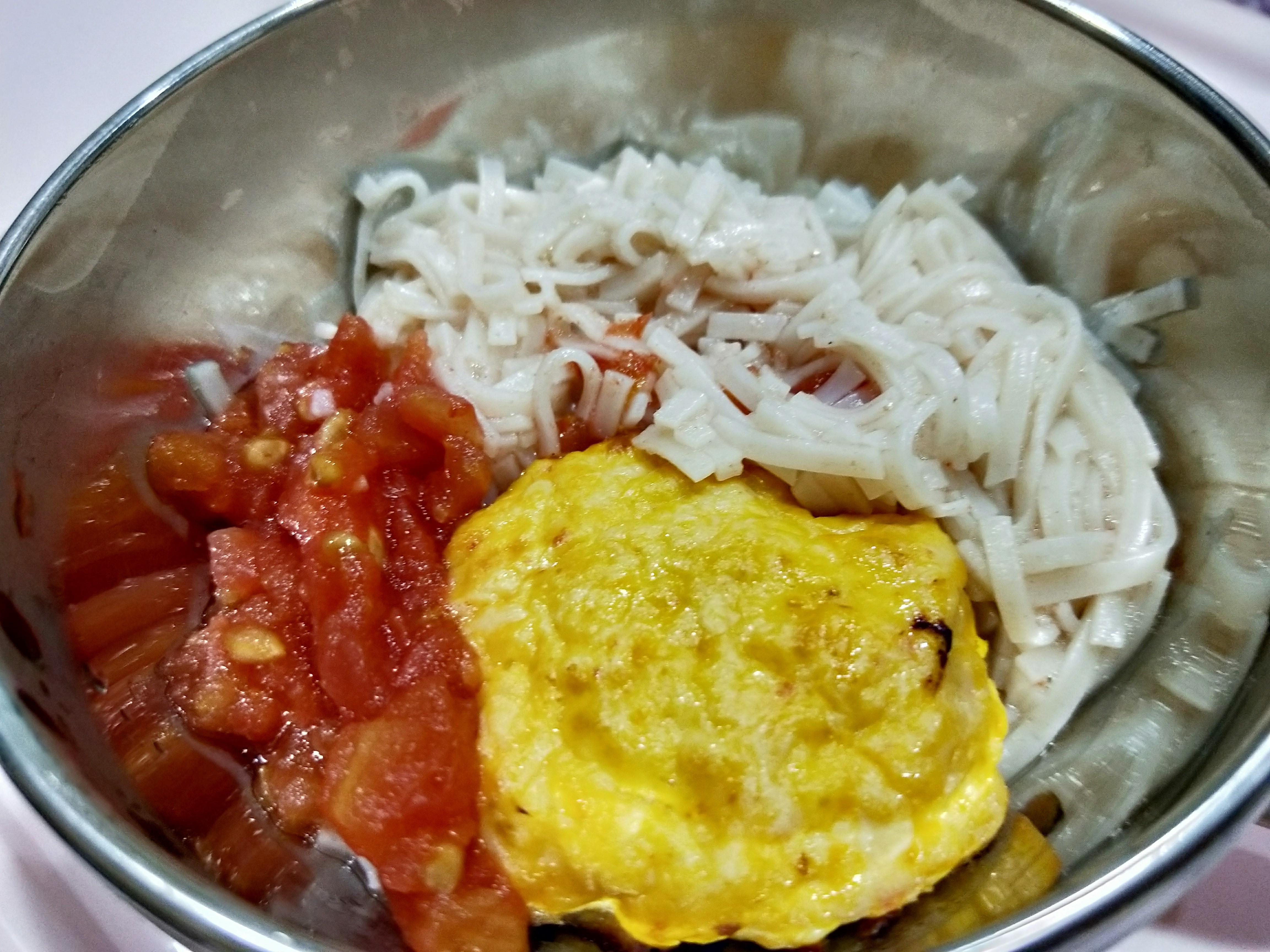 半氣炸鍋副食品-地瓜雞肉煎餅
