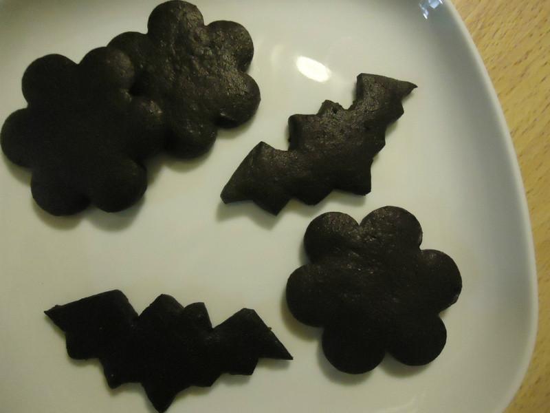 可可造型餅乾