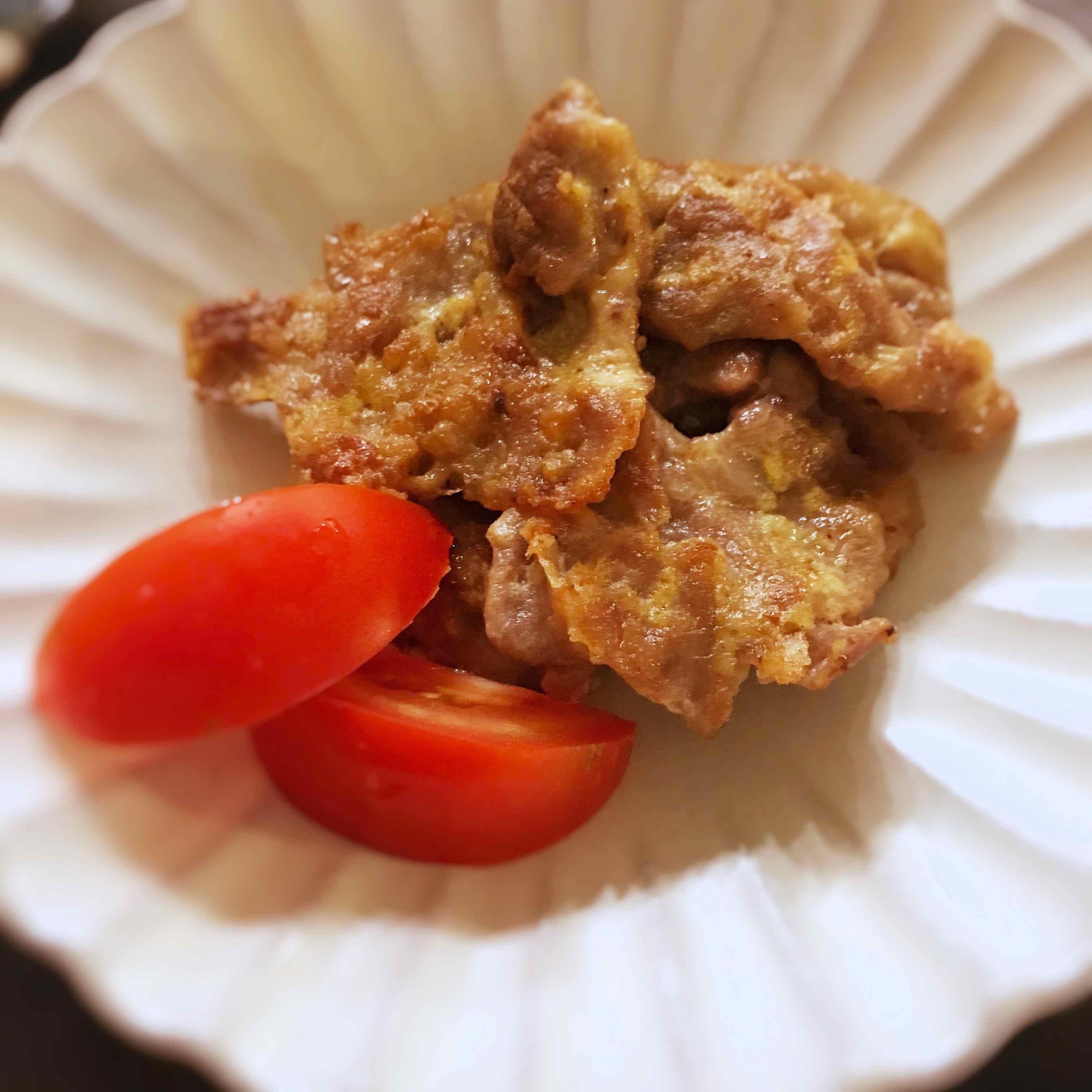 咖哩肉片 (露營OK)