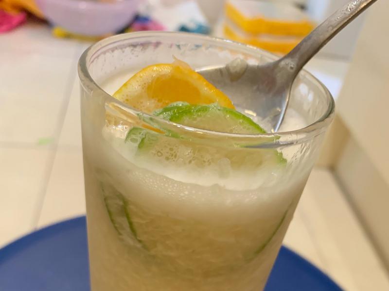 果汁時刻👅柚子蜂蜜檸檬(蜂蜜漬檸檬)