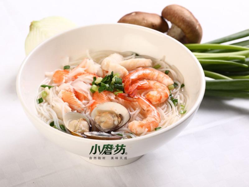 【小磨坊】海鮮米粉湯