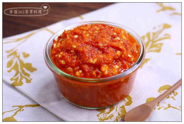 水果辣椒醬