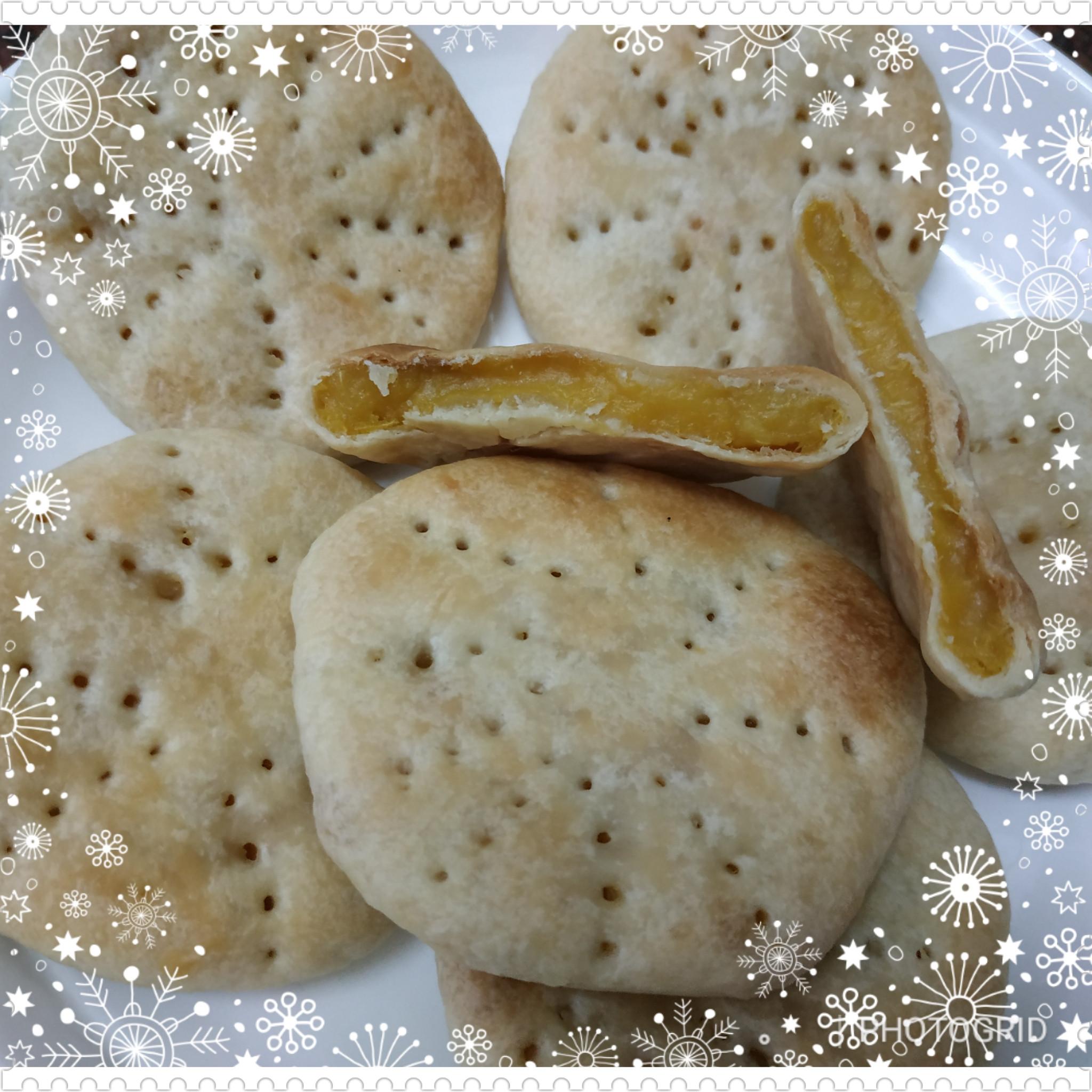 番薯月光餅