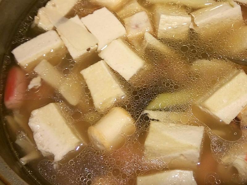 魷魚蒜(無螺肉版) 清爽清湯不油膩