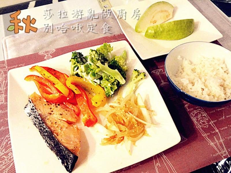別哈啾定食【莎拉游亂做廚房】