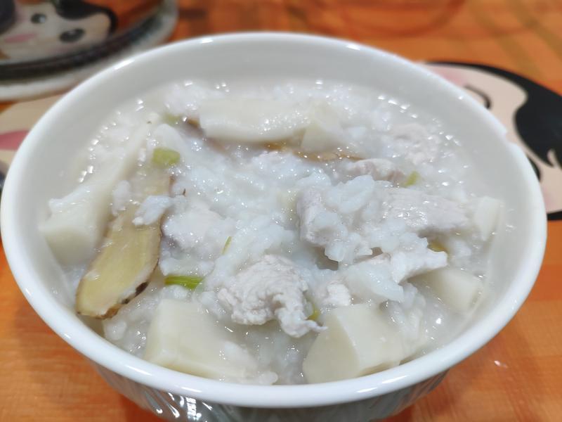 虱目魚酸筍粥