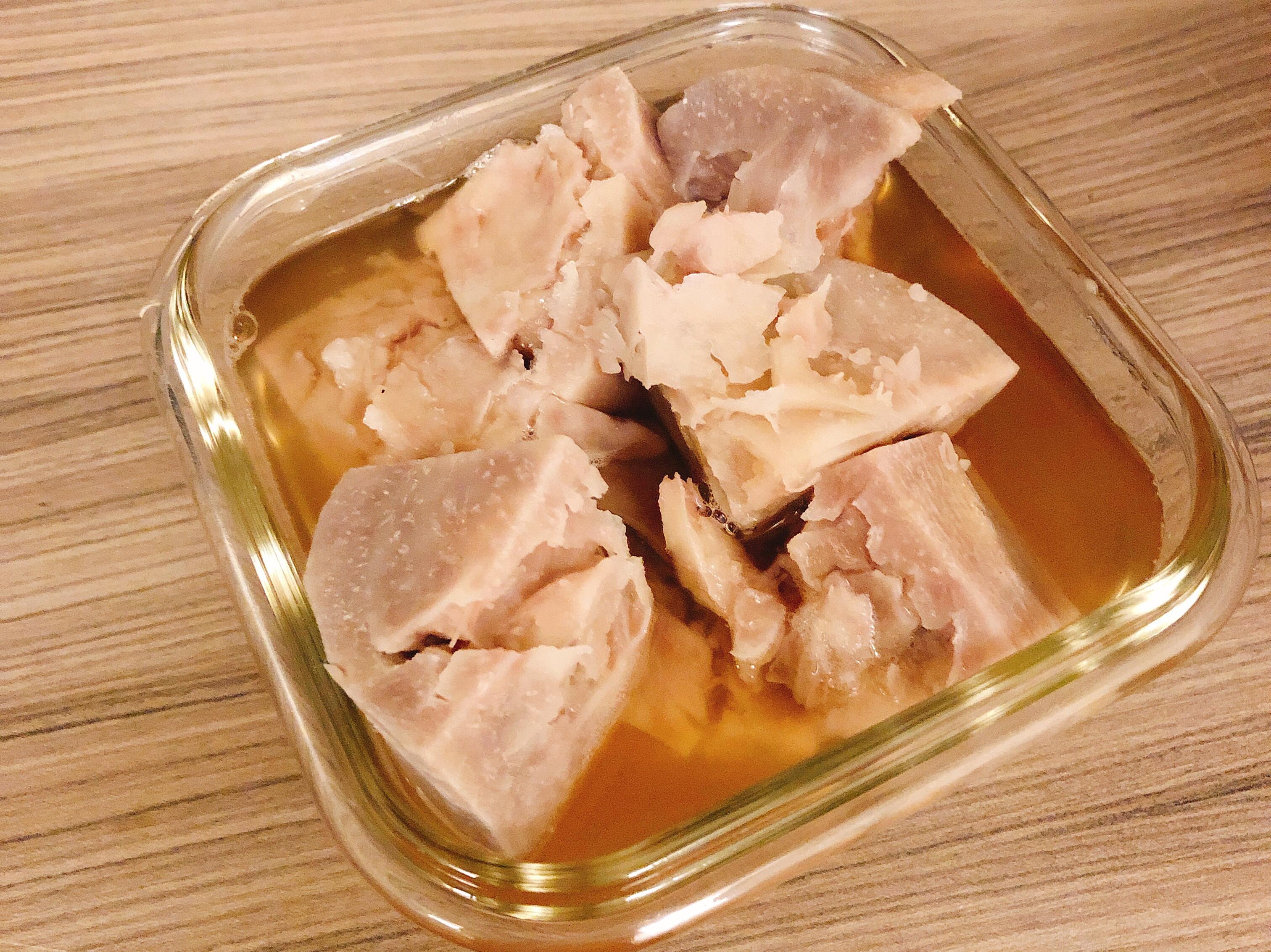 「萬用料理鍋」冷凍芋頭