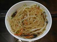 豆菜炒米粉