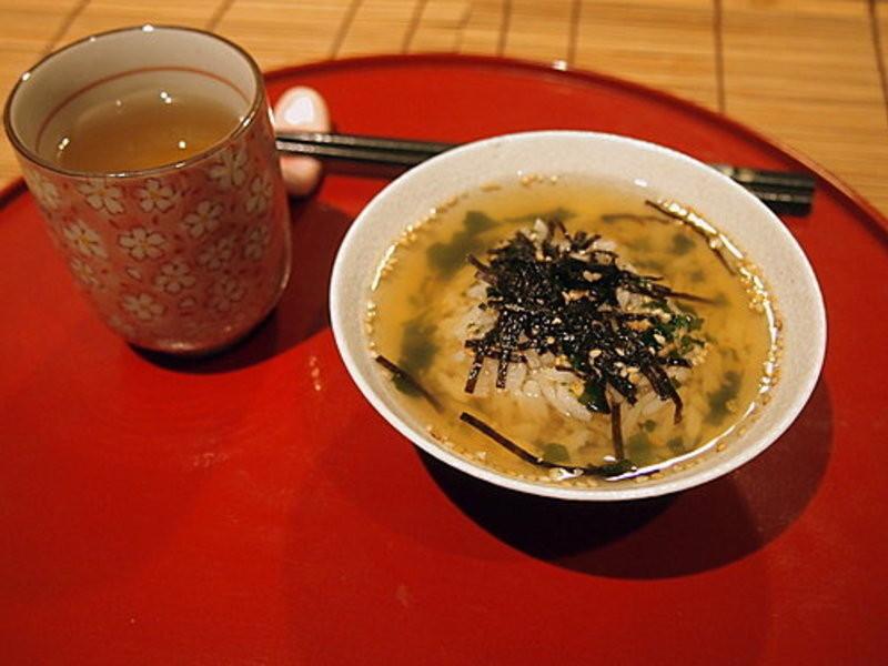 【深夜食堂第22】(烏龍)茶泡飯