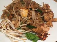 簡單正統泰式炒河粉 Pad Thai