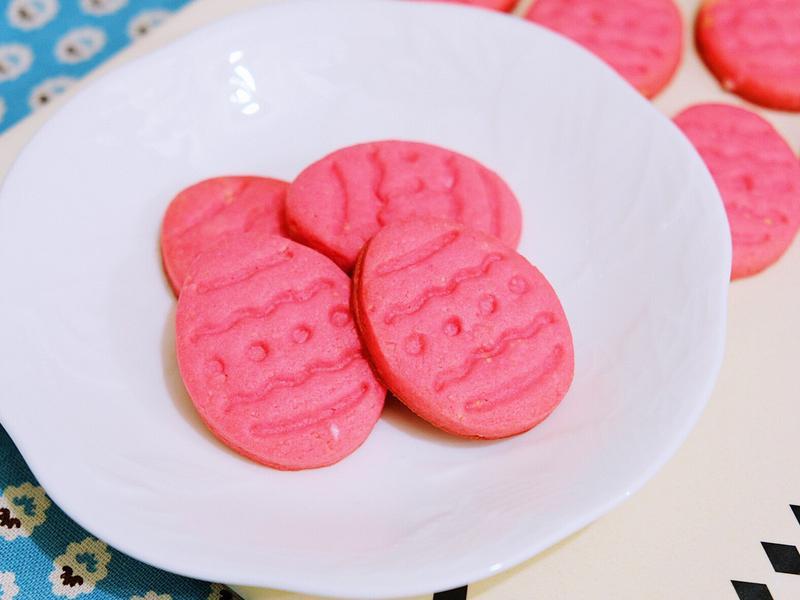 粉紅驚奇蛋餅乾🌸