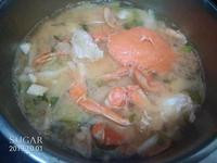 螃蟹石狩鍋