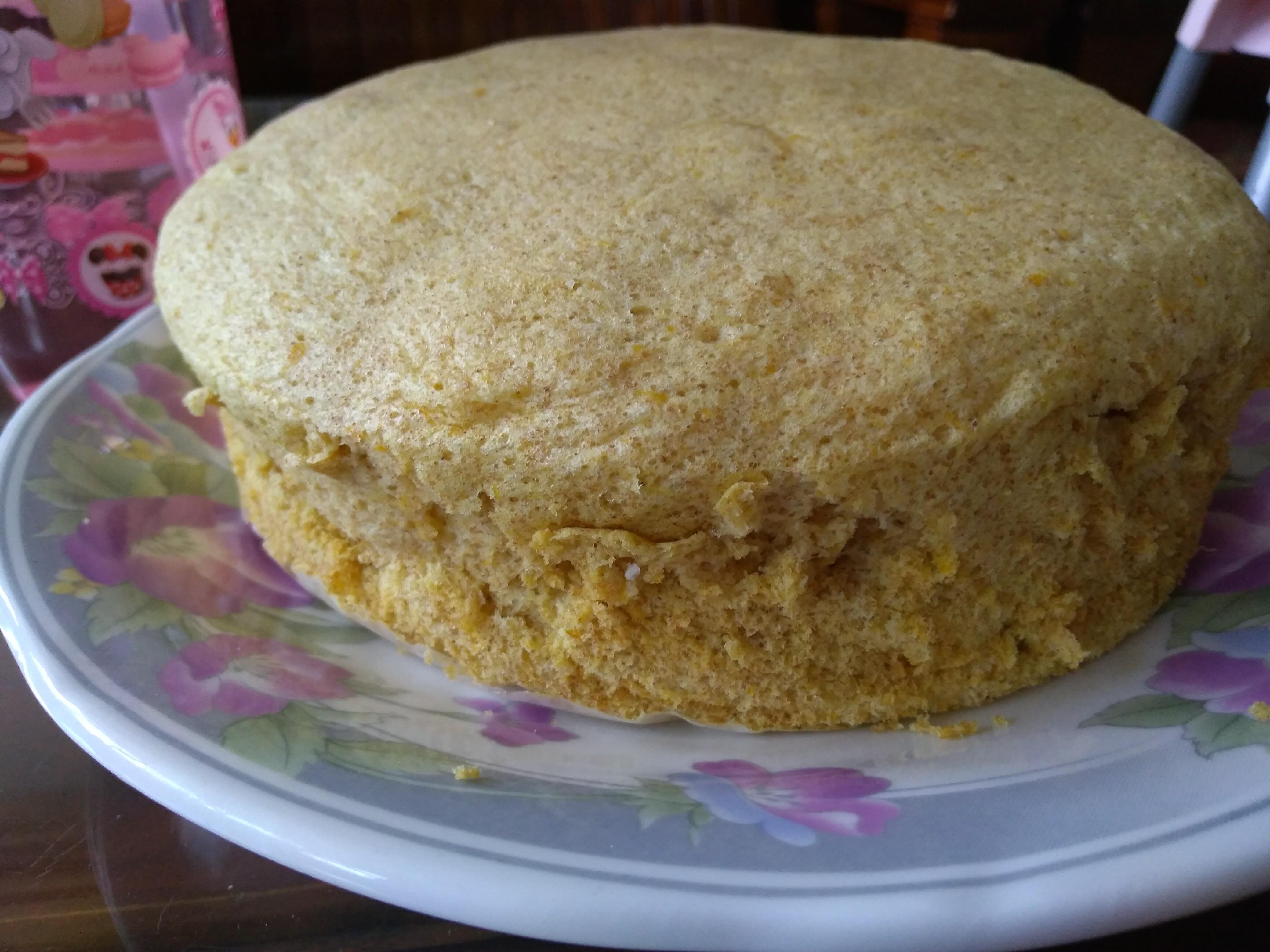 南瓜蛋糕(電鍋)