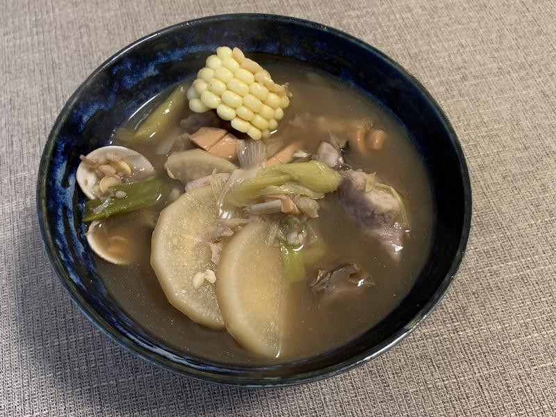 魷魚螺肉蒜(簡單做出懷舊復古大菜)