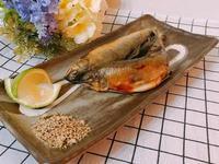 氣炸鍋料理-烤香魚
