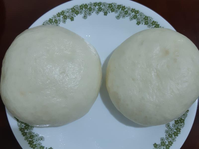 鮮奶饅頭(寶寶早餐/點心) 用麵包機揉麵