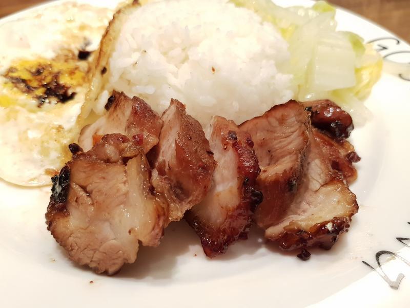 叉燒肉(黯然銷魂飯😂)