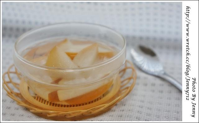 潤肺鎮咳化痰天然良方‧冰糖燉梨