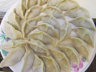 冷凍高麗菜水餃(約100顆)