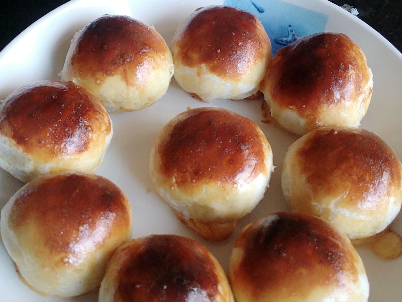 麻糬紅豆酥