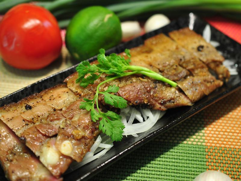 鹹豬肉(烤箱)