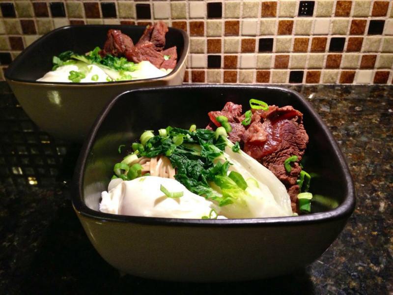 [在家也能輕鬆燒中菜] 柱侯半筋半肉牛肉麵