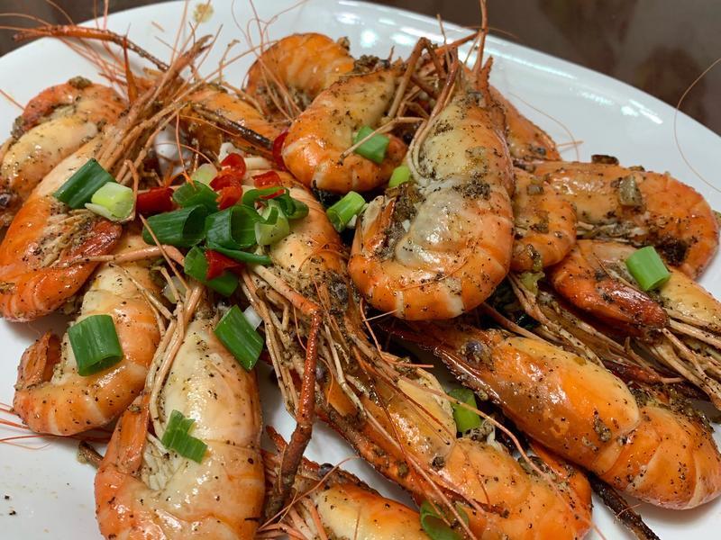 胡椒泰國蝦