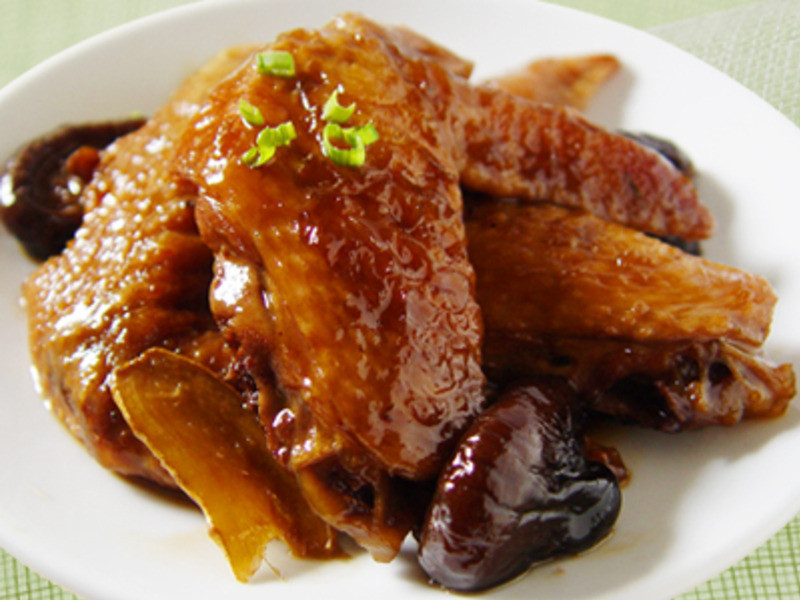 【厚生廚房】和風照煮雞翅