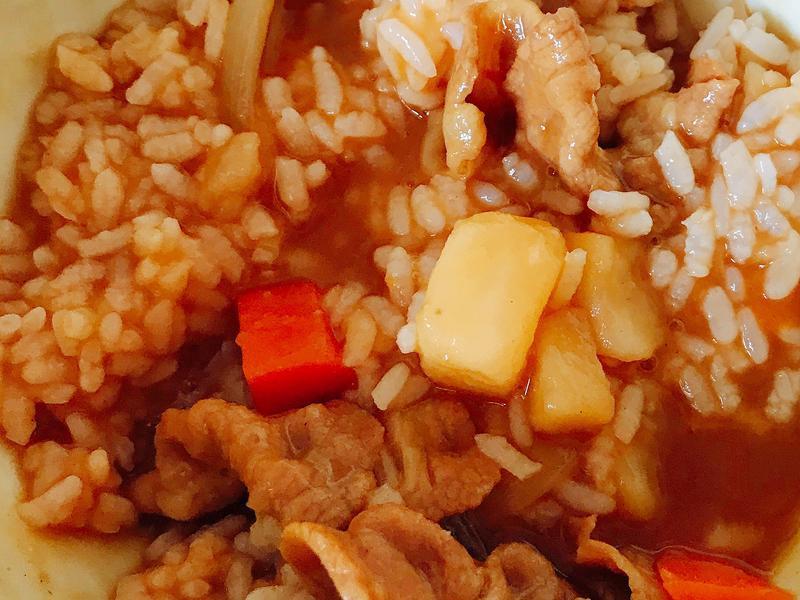 🦄咖哩飯🍛🦄